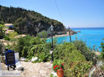 Mooi uitzicht in het dorpje Agios Nikitas foto 1 - Lefkas (Lefkada) - Foto van De Griekse Gids