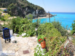 Mooi uitzicht in het dorpje Agios Nikitas foto 2 - Lefkas (Lefkada) - Foto van De Griekse Gids