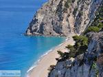 Het Egremni zandstrand - Lefkas (Lefkada) - Foto van De Griekse Gids