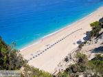 Egremni zandstrand foto 9 - Lefkas (Lefkada) - Foto van De Griekse Gids
