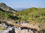 De groene bergen bij Englouvi - Lefkas (Lefkada) - Foto van De Griekse Gids