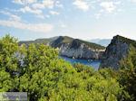 Steile rotsen Kaap Lefkatas - Lefkas (Lefkada) - Foto van De Griekse Gids
