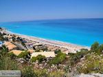 Het mooie zandstrand van Kathisma foto 2 - Lefkas (Lefkada) - Foto van De Griekse Gids