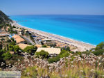 GriechenlandWeb.de Het mooie zandstrand van Kathisma foto 5 - Lefkas (Lefkada) - Foto GriechenlandWeb.de
