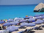 Het mooie zandstrand van Kathisma foto 12 - Lefkas (Lefkada) - Foto van De Griekse Gids