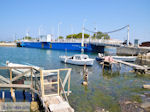 Lefkas stad - bewegende brug verbindt Lefkas met Etoloakarnania (Centraal Griekenland) - Foto van De Griekse Gids
