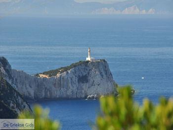 Kaap Lefkatas - Kavos tis Kiras - Lefkas (Lefkada) - Foto van De Griekse Gids