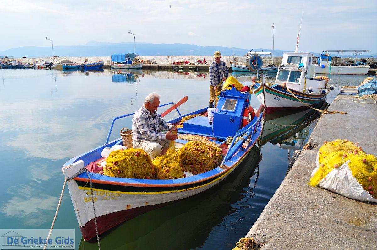 foto De vissers van Skala Kallonis
