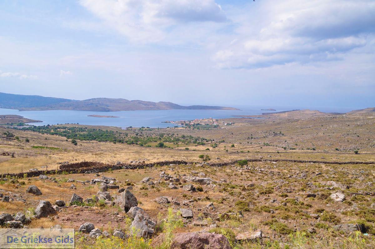 foto Het vissersdorpje Apothika aan de baai van Kalloni foto 003