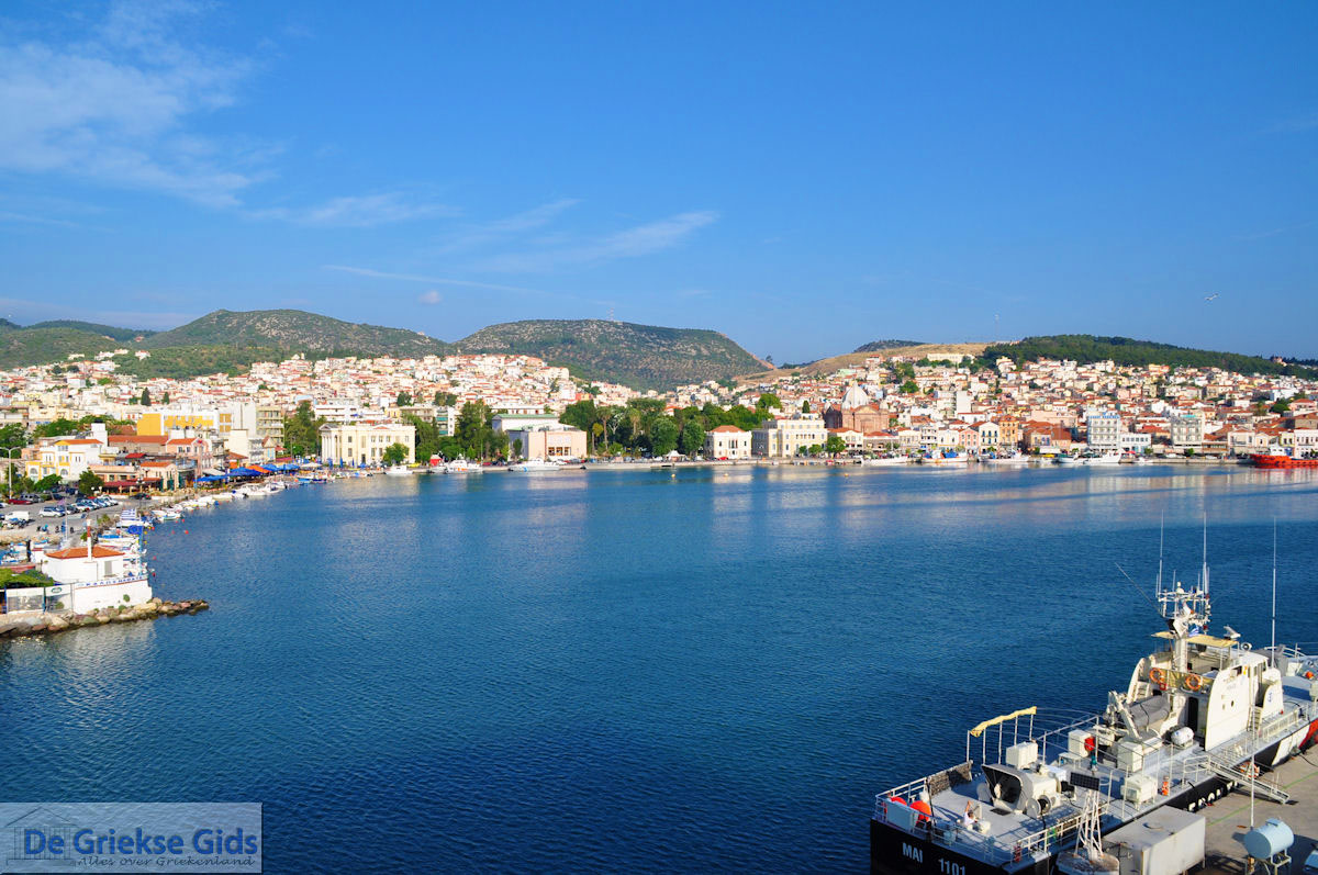 foto Mytilini, de hoofdstad