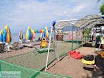 Speeltuin aan het strand van Skala Kallonis - Foto van De Griekse Gids