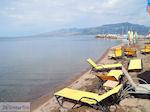 Rustig zeewater Skala Kallonis - Foto van De Griekse Gids