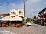 Visrestaurant Faidra op het plein van Skala Kallonis - Foto van De Griekse Gids