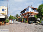 Visrestaurant Mimis op het plein van Skala Kallonis - Foto van De Griekse Gids