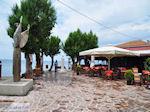 Skala Eressos plein foto 2 - Foto van De Griekse Gids