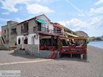 Restaurant Marianna aan het strand van Skala Eressos - Foto van De Griekse Gids
