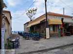 Gyrostent in Skala Eressos - Foto van De Griekse Gids