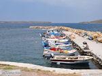 Bootjes aan vissershaven van Sigri - Foto van De Griekse Gids