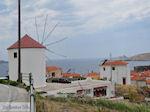 Windmolen Sigri - Foto van De Griekse Gids