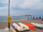 Postbus aan het strand van Anaxos - Foto van De Griekse Gids