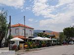 Cafetaria aan het Anaxos-strand - Foto van De Griekse Gids