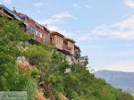 Traditionele huizen Molyvos foto 1 - Foto van De Griekse Gids