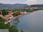Uitzicht op strand Molyvos - Foto van De Griekse Gids
