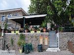 Traditioneel terrasje Molyvos - Foto van De Griekse Gids