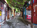 De smalle straatjes en steegjes van Molyvos foto 1 - Foto van De Griekse Gids