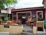 Traditionele Griekse cafe (Kafeneion) in Molyvos - Foto van De Griekse Gids