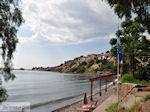 Blue Flag Beach Molyvos - Foto van De Griekse Gids