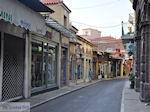 Winkelstraat Mytilini foto 1 - Foto van De Griekse Gids