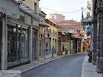 Winkelstraat Mytilini foto 2 - Foto van De Griekse Gids
