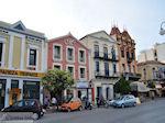 Mooie gebouwen aan de haven van Mytilini - Foto van De Griekse Gids