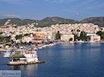 Aan de mooie haven van Mytilini - Foto van De Griekse Gids