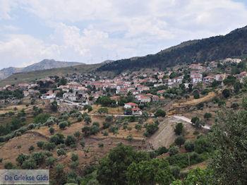 Het bergdorpje Antissa Lesbos - Foto van De Griekse Gids