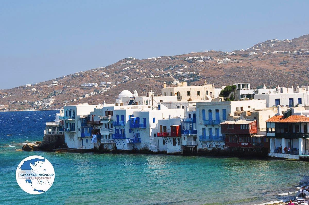 foto Mykonos stad (Chora) | Griekenland | De Griekse Gids foto 10