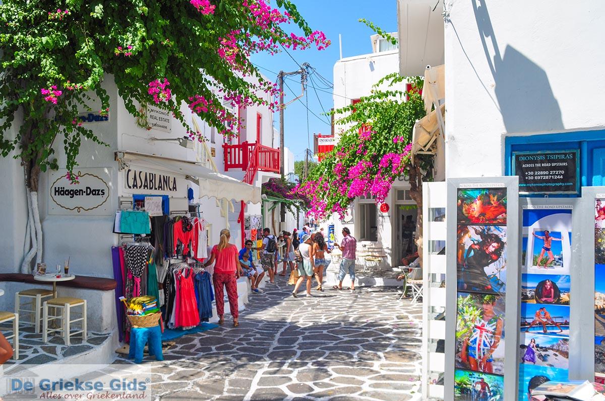 foto Mykonos stad (Chora) | Griekenland | De Griekse Gids foto 67
