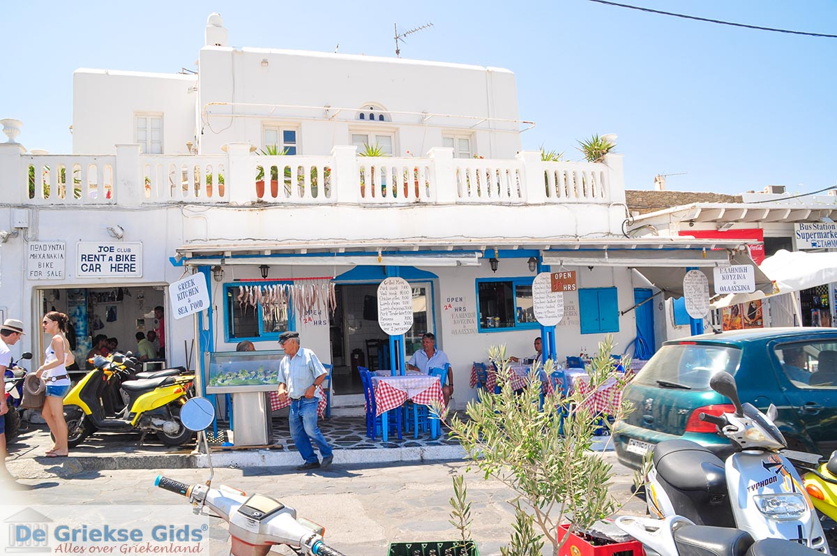 foto Mykonos stad (Chora) | Griekenland | De Griekse Gids foto 80