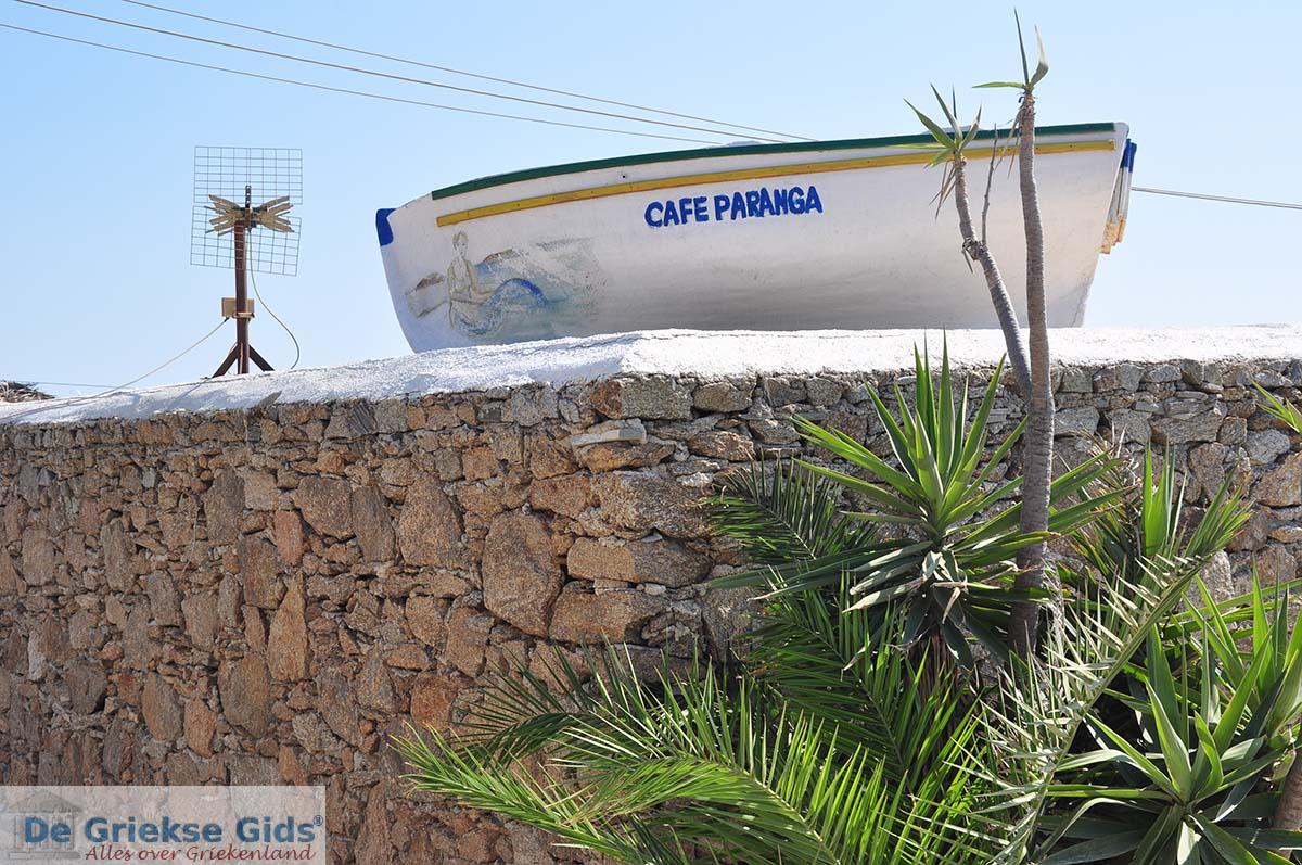 foto Paranga Beach Mykonos | Griekenland | De Griekse Gids foto 2