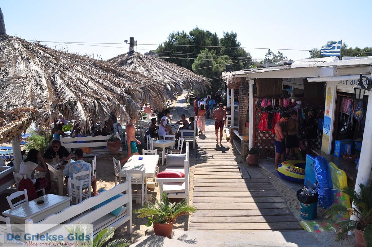 foto Paranga Beach Mykonos | Griekenland | De Griekse Gids foto 3