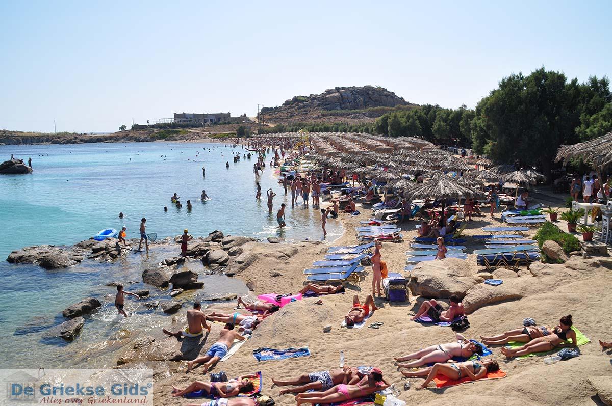 foto Paranga Beach Mykonos | Griekenland | De Griekse Gids foto 4