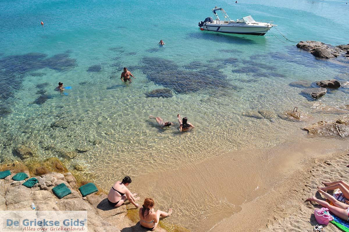 foto Paranga Beach Mykonos | Griekenland | De Griekse Gids foto 5