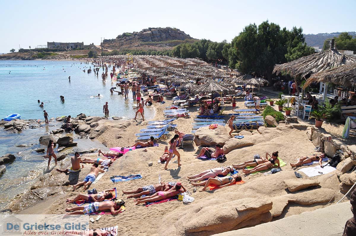 foto Paranga Beach Mykonos | Griekenland | De Griekse Gids foto 8