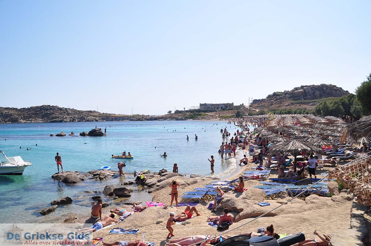 foto Paranga Beach Mykonos | Griekenland | De Griekse Gids foto 9