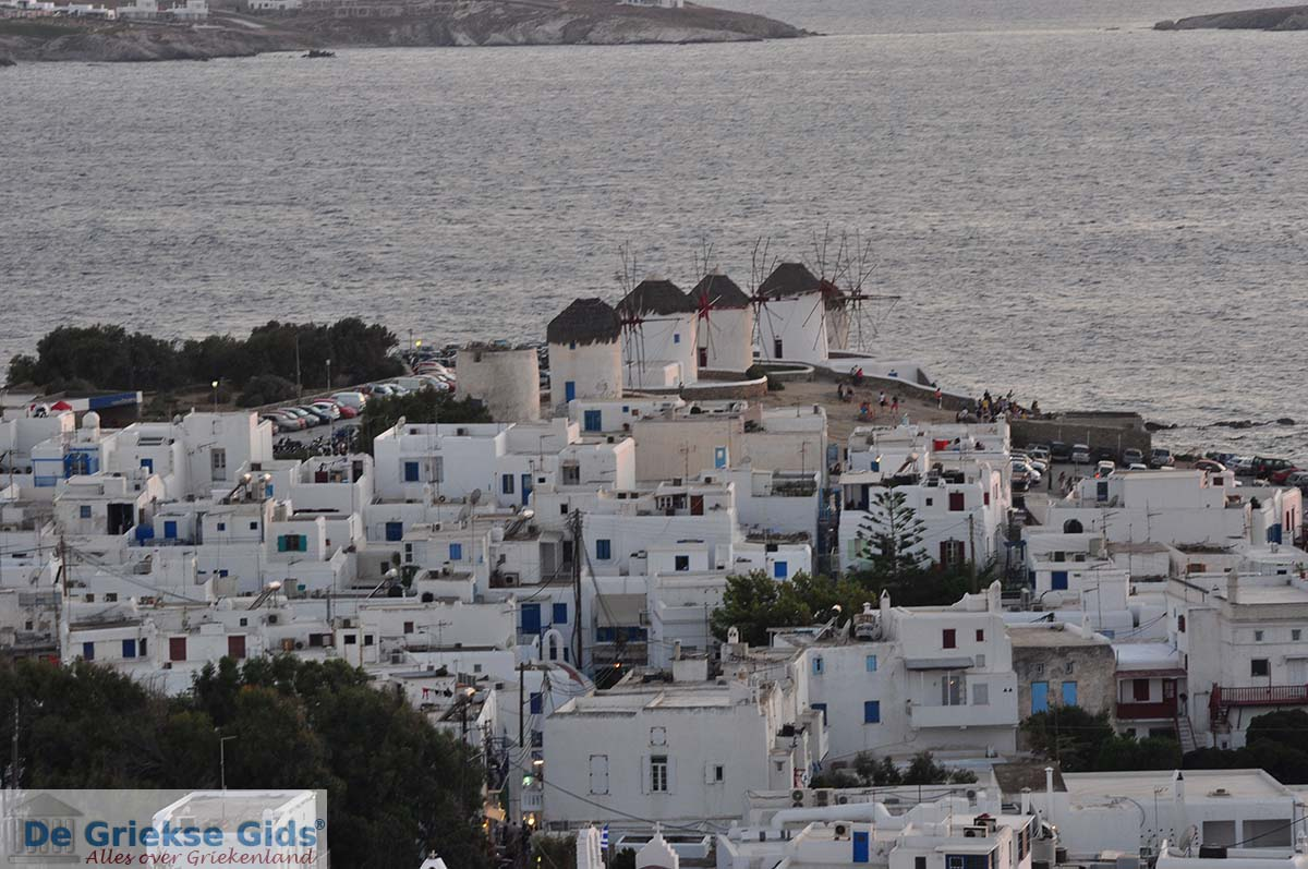 foto Mykonos stad (Chora) | Griekenland | De Griekse Gids foto 121