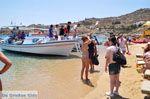 Super Paradise strand | Mykonos | Griekenland foto 1 - Foto van De Griekse Gids