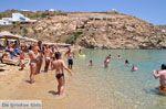 Super Paradise strand | Mykonos | Griekenland foto 2 - Foto van De Griekse Gids