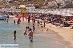 Super Paradise strand | Mykonos | Griekenland foto 6 - Foto van De Griekse Gids