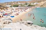 Super Paradise strand | Mykonos | Griekenland foto 21 - Foto van De Griekse Gids